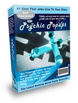 Product picture Psychic Popup