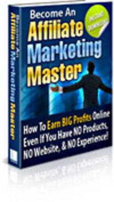 Product picture Affiliate  Marketing Master